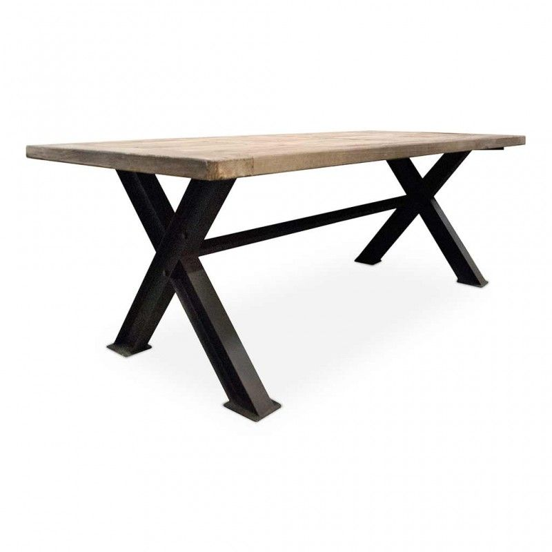 Sherwood Reclaimed Table - Dining Tables - Dining Room