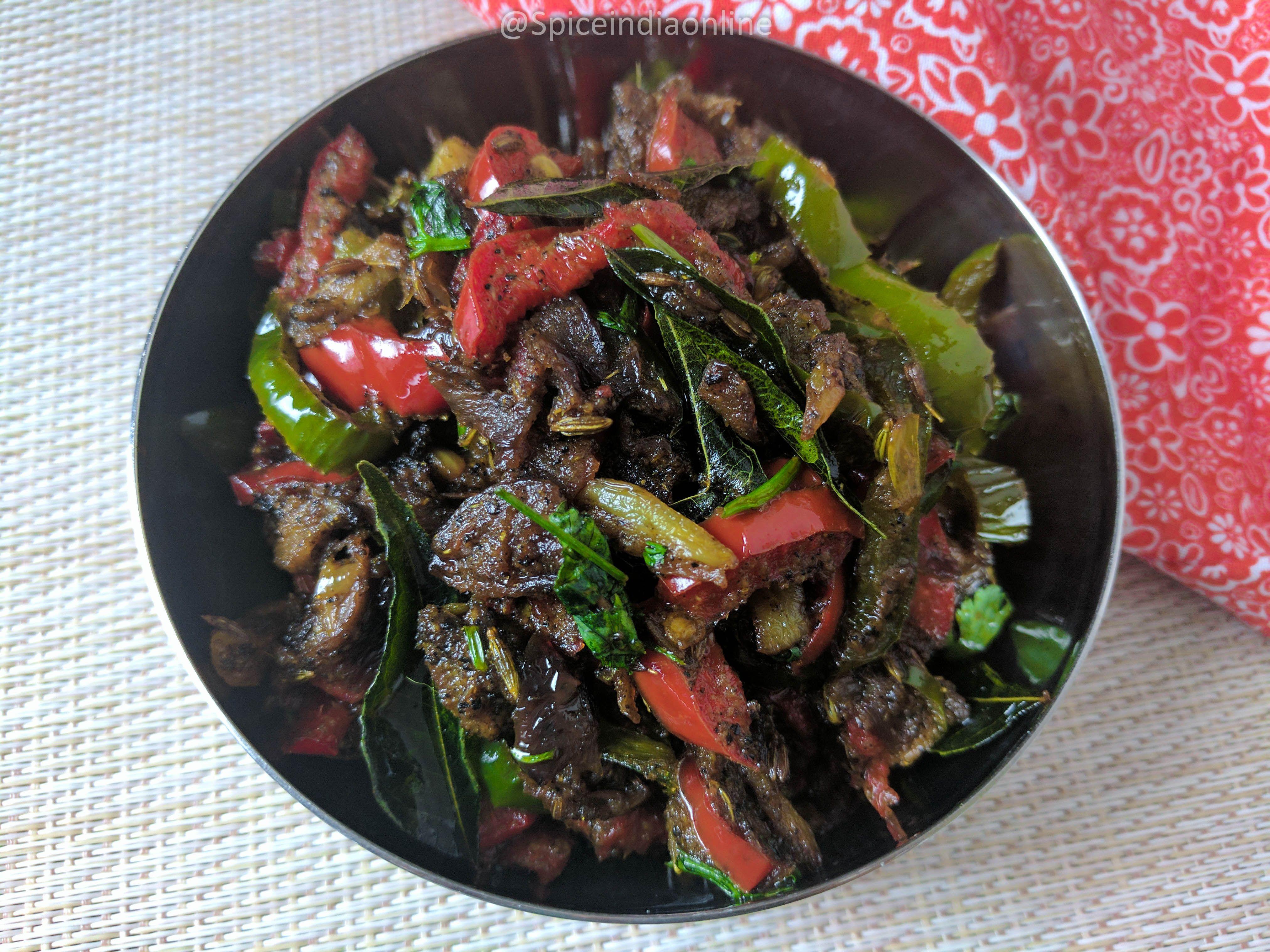 recipe: mushroom fry in tamil [38]