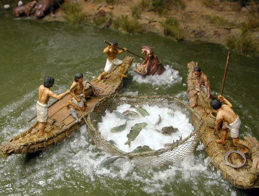 River Boats: Ancient Egypt Boats River Nile