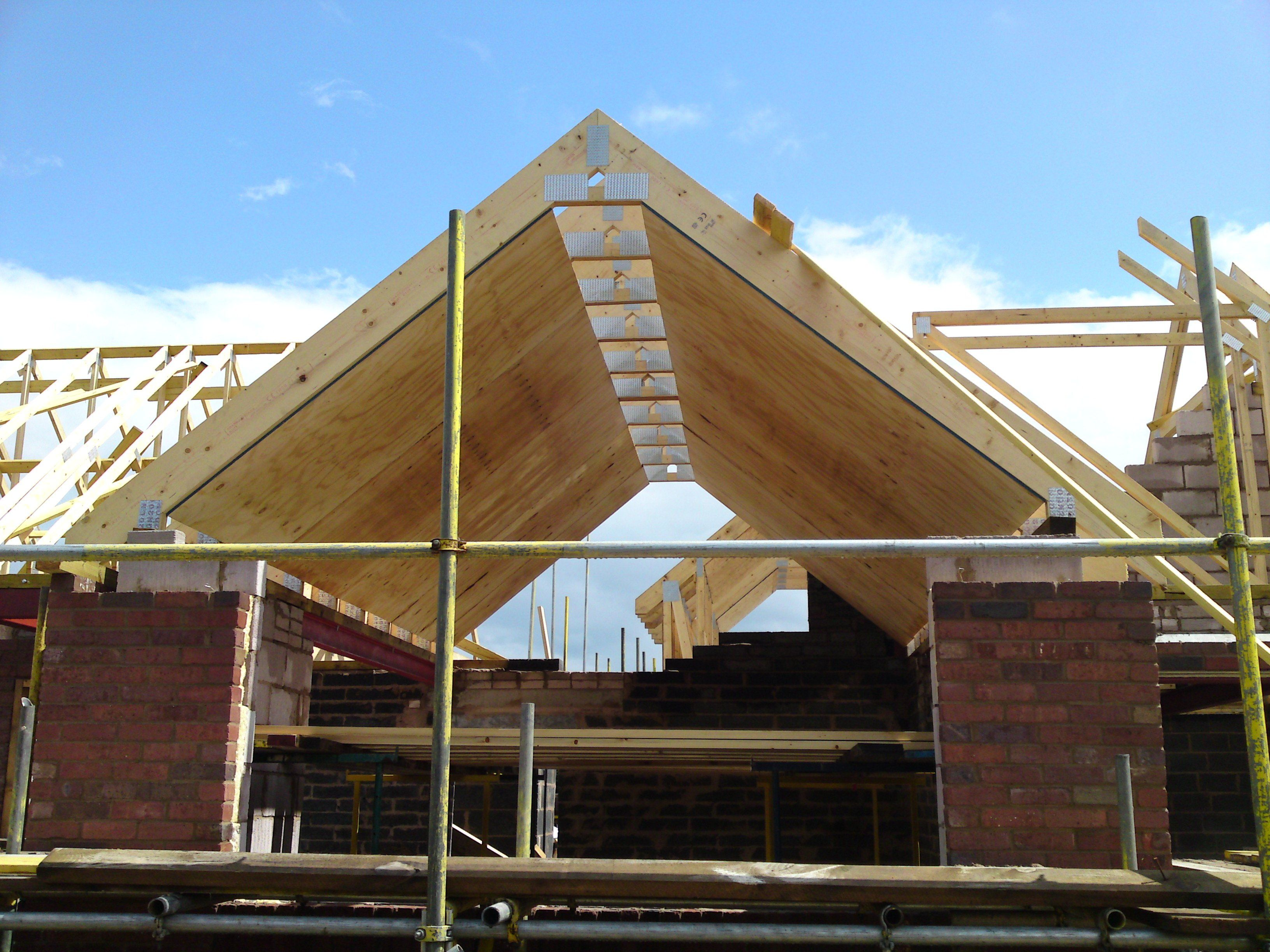 New roof price guide how much for a new roof for Roof truss cost