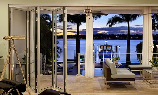 Bifold Doors Folding Glass Wall Systems From Nanawall Building A