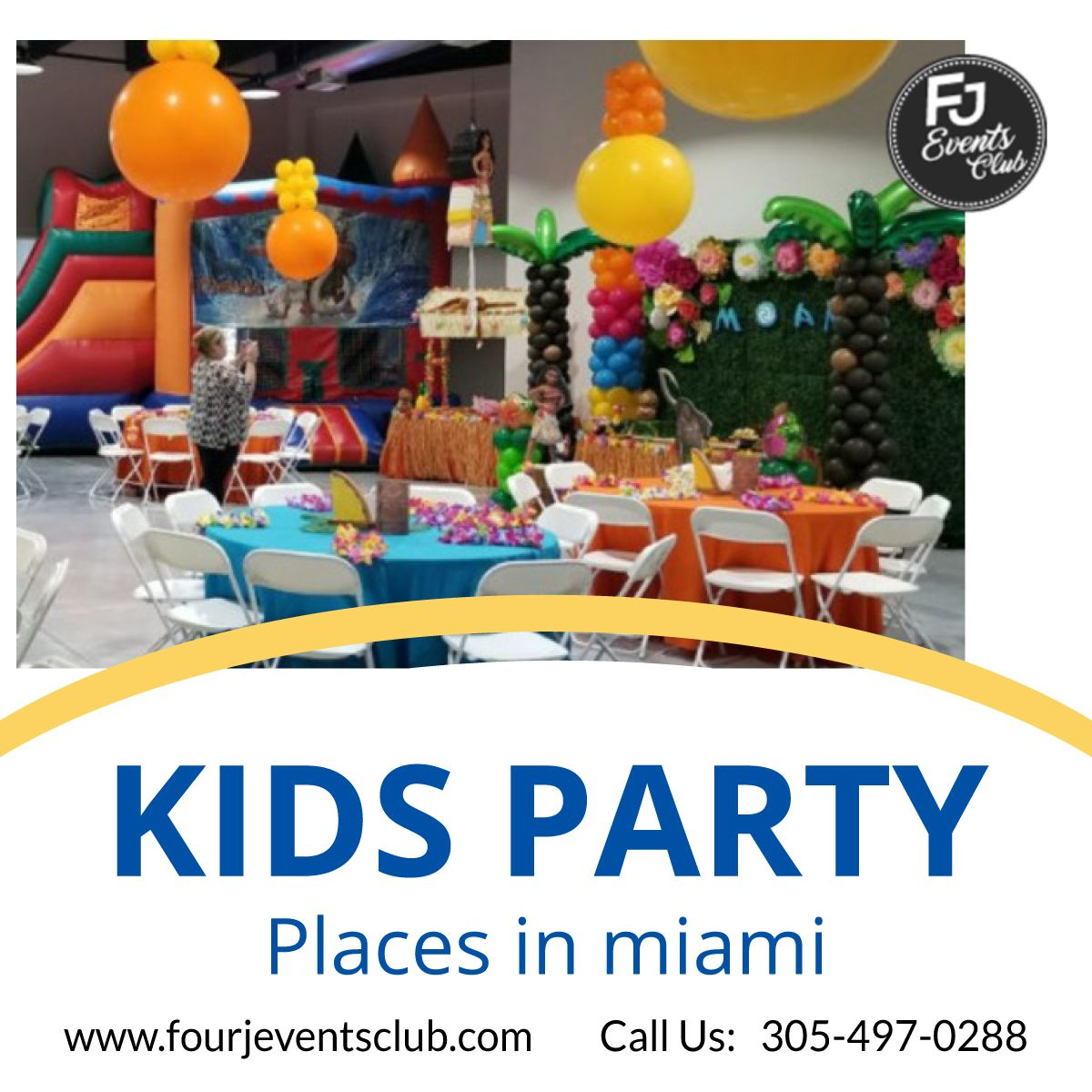 Kids Birthday Party Places in Miami in 2020 Party places