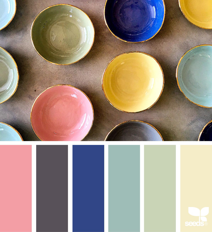 Farbpaletten Blau: Farbpalette, Blau Und Farben