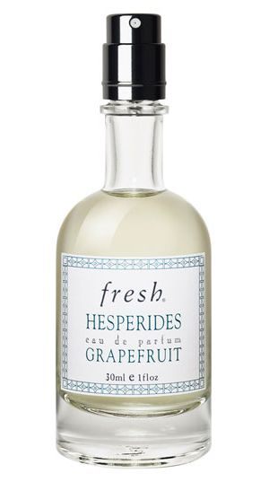 Fresh Hesperides Grapefruit Eau De Parfum On The Blog Pinterest