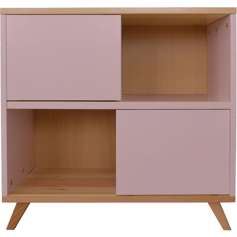 Eck Sideboard Weiss Sideboard 100 Cm Hoch Kommode Weiss 120 Breit Tv Eckschrank Kiefer Mobel Kommode Schrank Mit Sc In 2020 Regal Rosa Rosa Kommode Offenes Regal