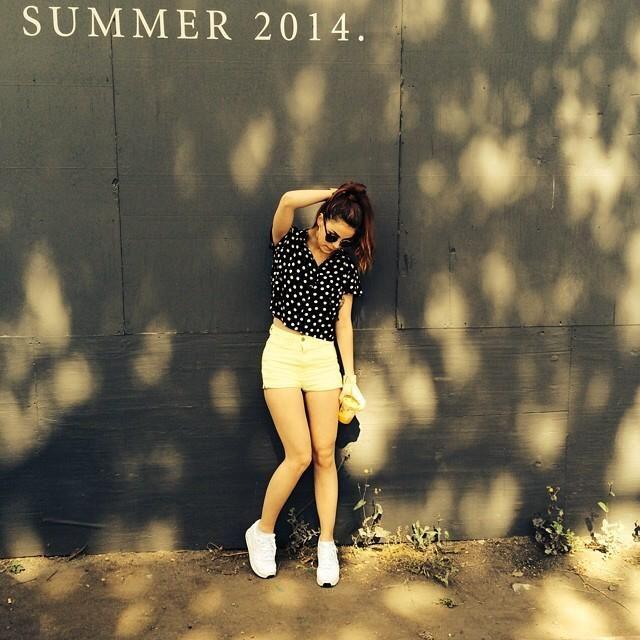 Lena Meyer-Landrut - Summer #2014