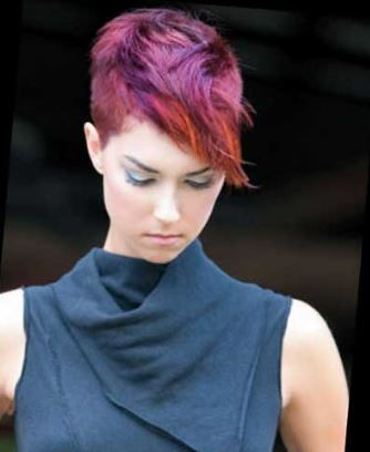 Acconciature capelli corti undercut