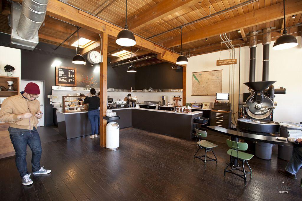 Cool cafes of portland west coast spring roadtrip