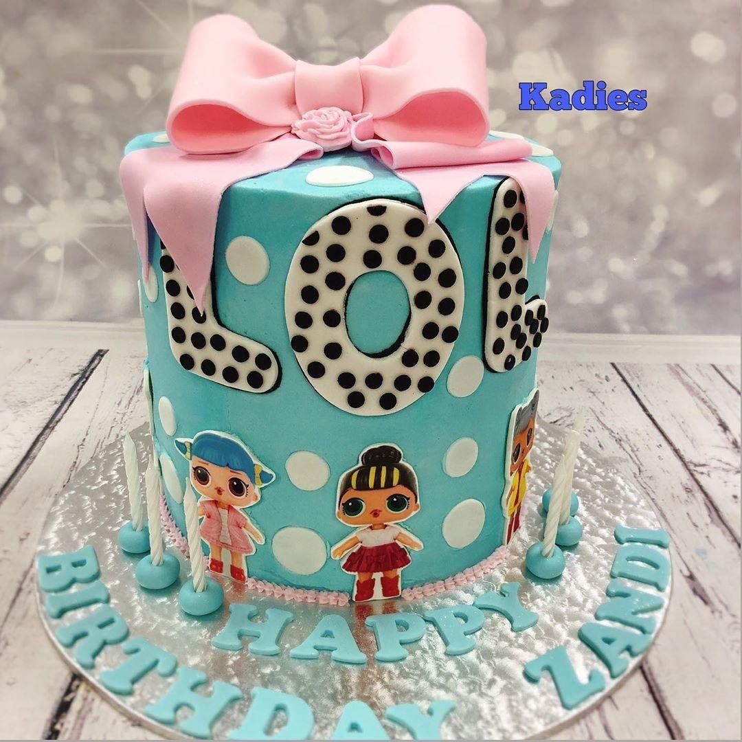 Lol surprise birthday cake lolsurprise lol surprise