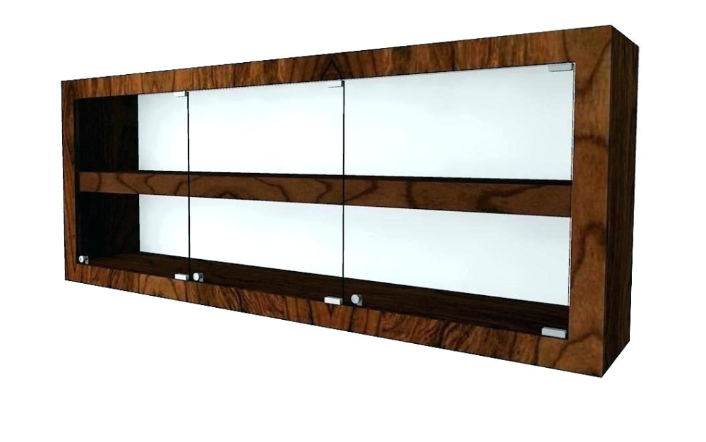 Wall Mount Glass Display Case Wall Mounted Glass Display Shelves