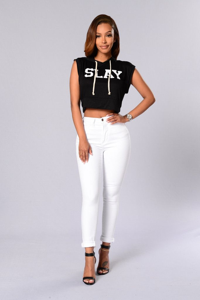 510f6736c52d2d Slay Hoodie - Black