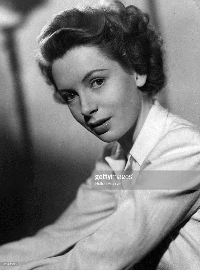 Deborah Kerr, originally Deborah Jane Kerr-Trimmer (1921 - ). She trained as a dancer, and made her debut at Sadler's Wells. Throughout her career she was nominated six times for Academy Awards.