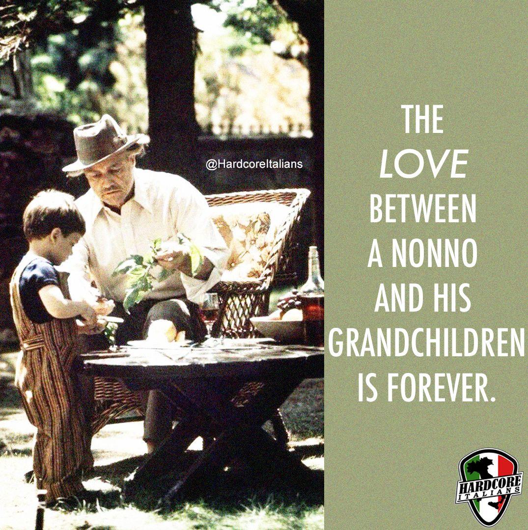 The love between a Nonno and his grandchildren is forever | Funny italian  memes, Italian memes, Italian humor