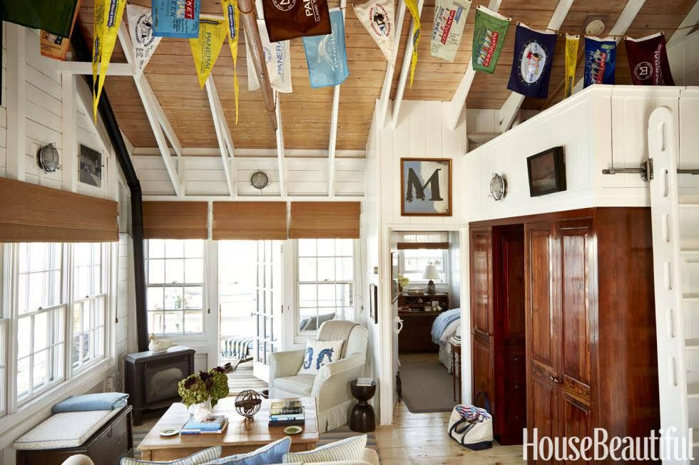 This Tiny Coastal Haven Is Home Base For A Group Of Avid Sailers