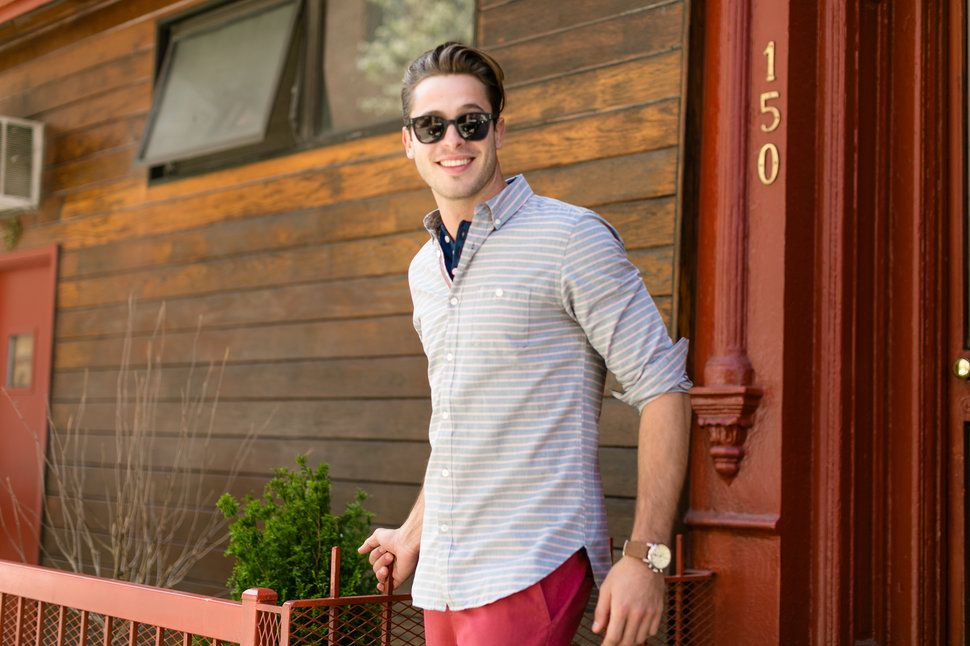 Post Grad Life Male Fashion Advice Business Casual Apparel Style