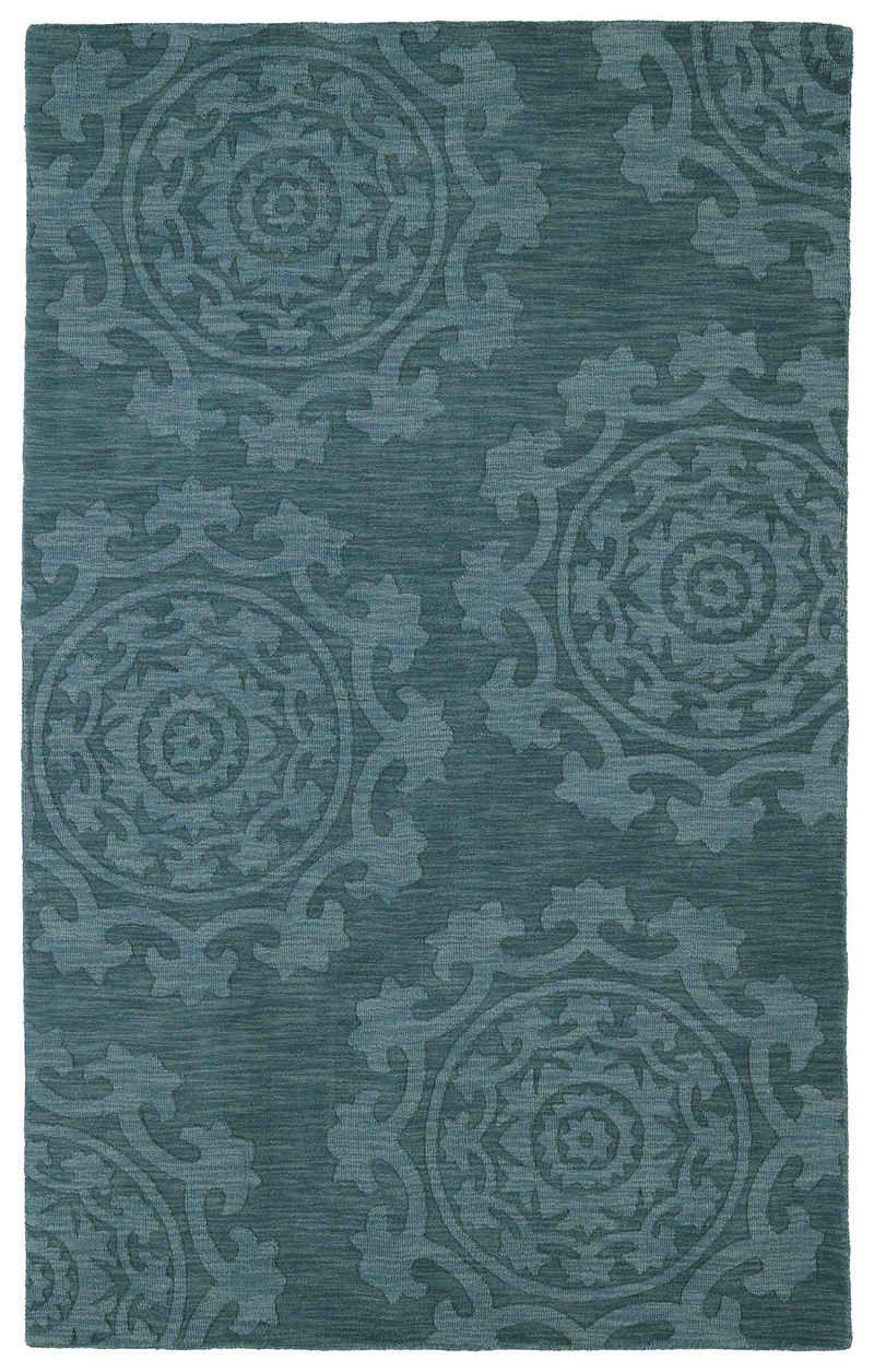 Kaleen Imprints Classic IPC01 Turquoise