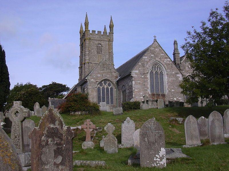 ST CONSTANTINE   Saint Constantine Church   Constantine village, Kerrier, Cornwall     ✫ღ⊰n