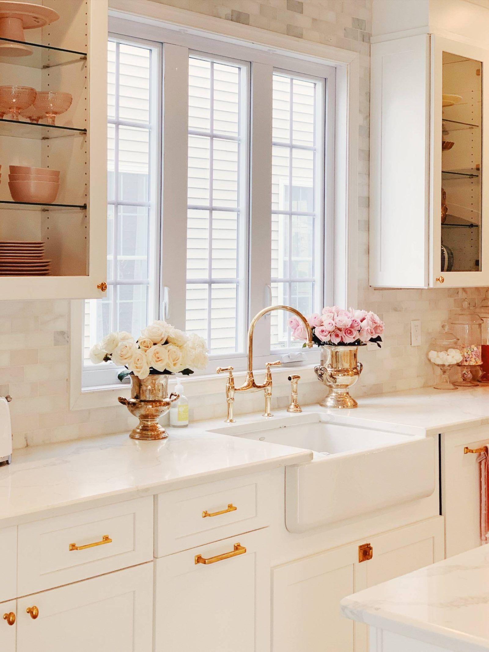 Mullion Cabinet Doors: How to Add Overlays to a Glass ...