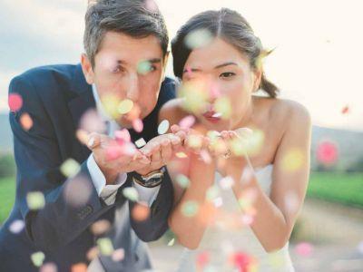 Verano, sol, boda: ¡5 razones para celebrar una boda de verano genial!