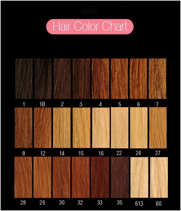 17 Best images about hair color chart on Pinterest | Brown hair ...