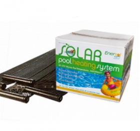 The Enersol Solar Pool Heating System Heats Your Pool In A