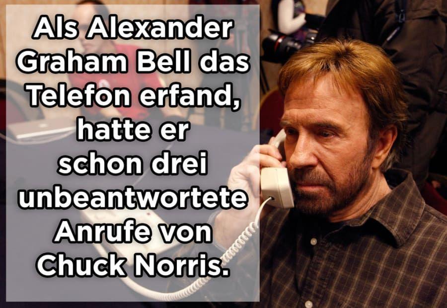 Chuck Morris Witze