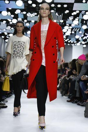 Christian Dior Ready To Wear Fall Winter 2014