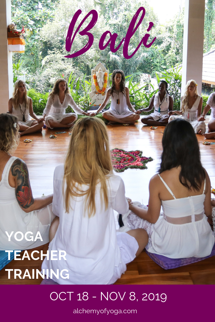Bali Yoga Teacher Training 300 Off Ytt Tuition April 1 22 2019