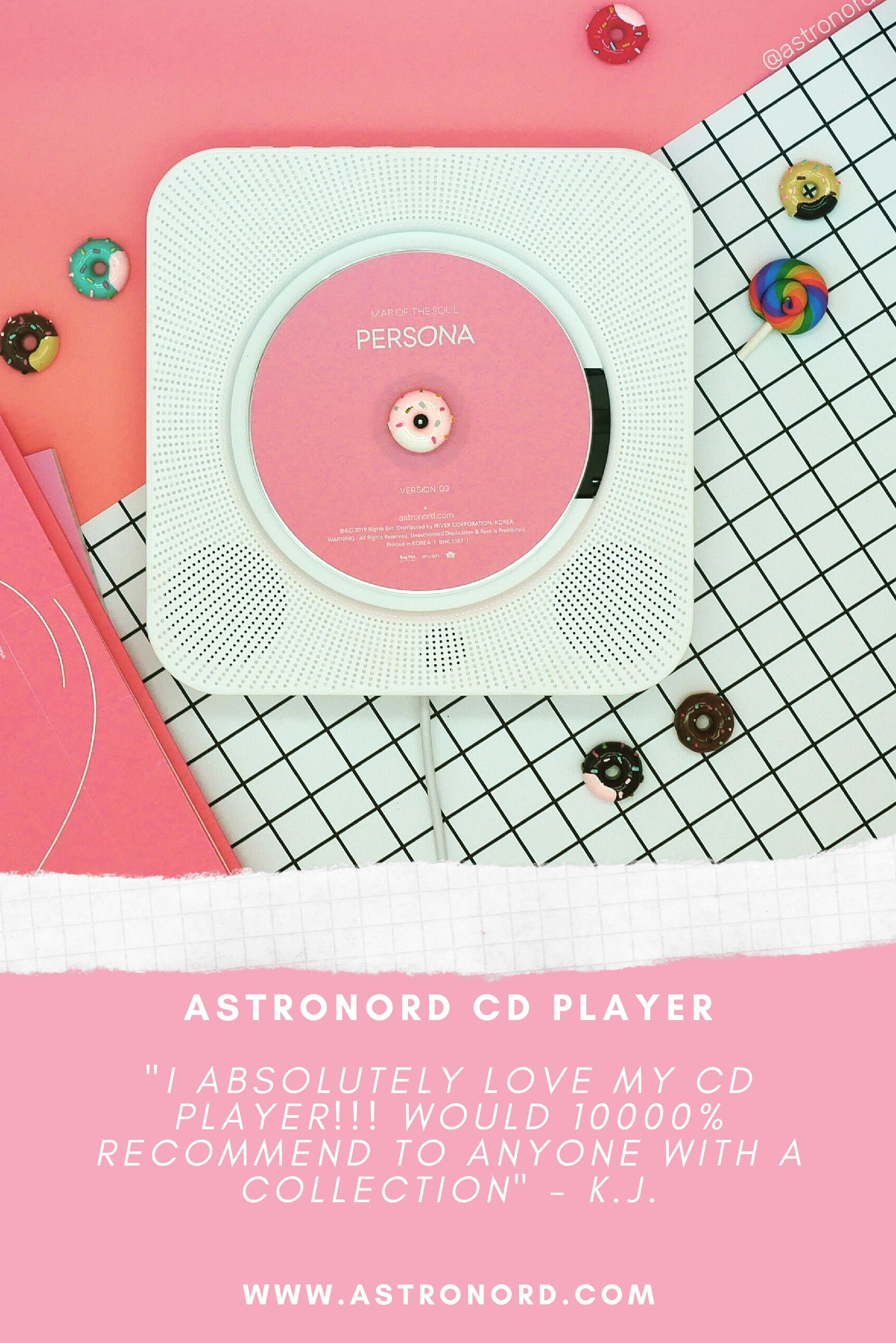 Pin on ASTRONORD CD Player