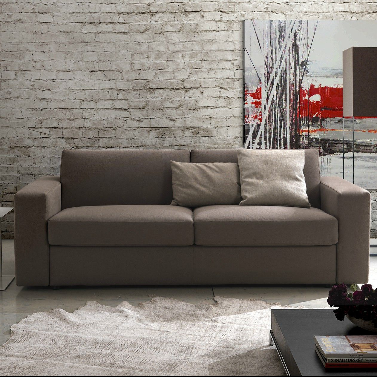 Best True King Size Sofa Bed Sofa Modern Couch Home Furnishings 400 x 300