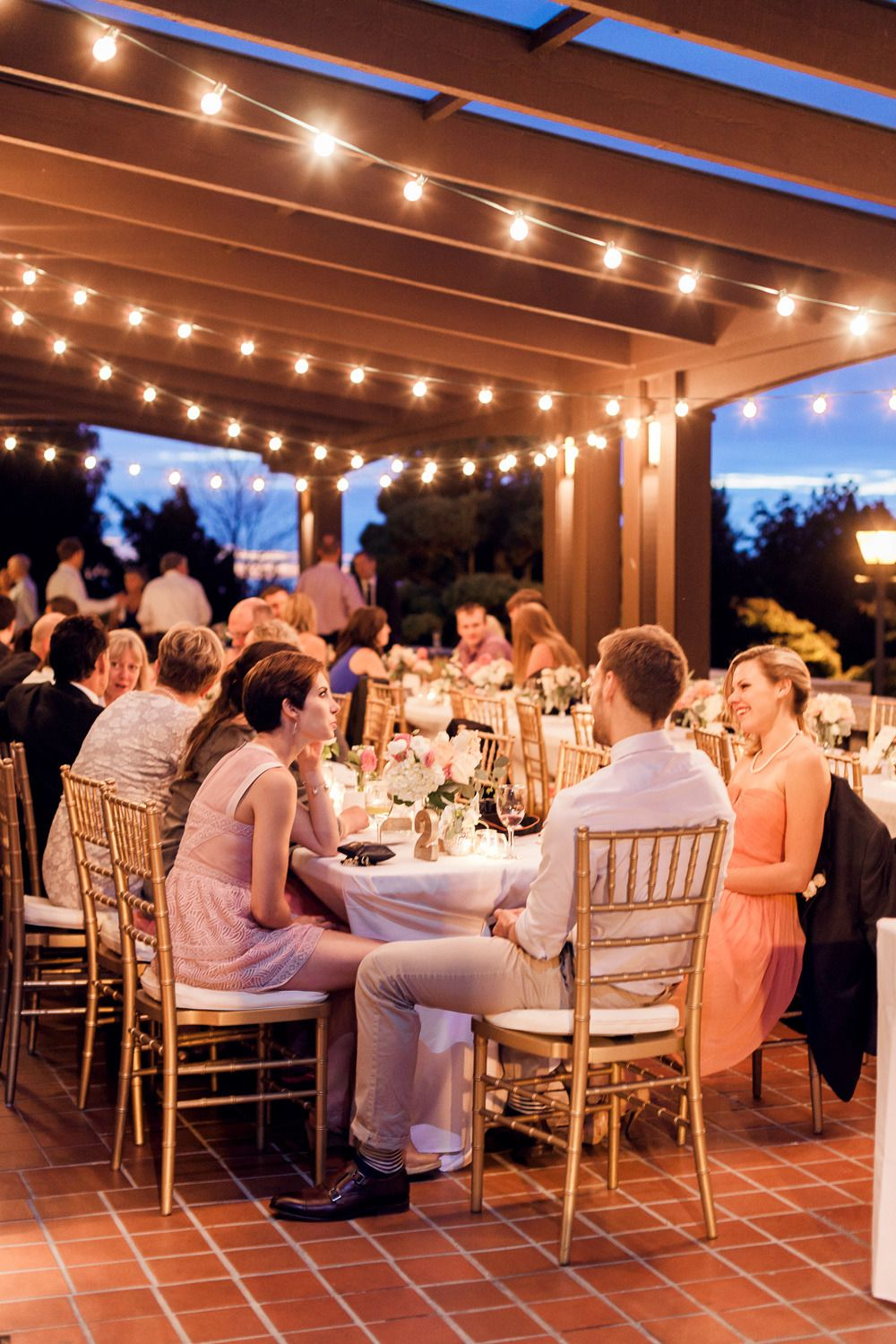 Romantic Outdoor Vancouver Wedding at Cecil Green Park ...