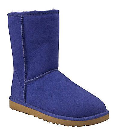 UGG Australia Women´s Classic Short Boots | Dillards.com