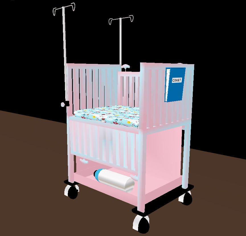 Hello kitty pediatrics crib cribs toddler bed decor