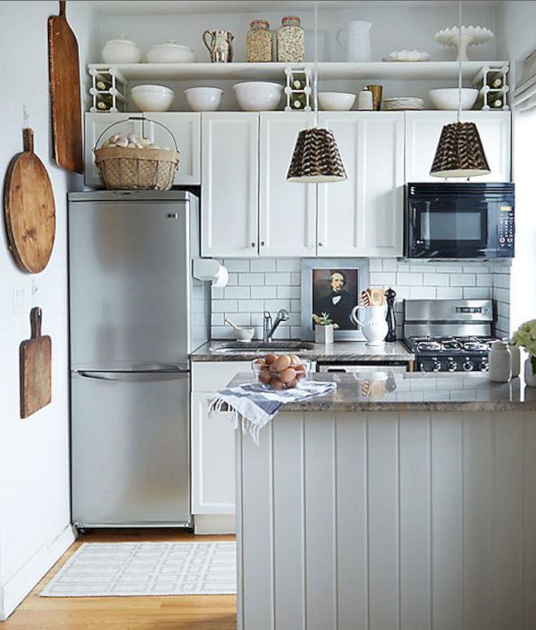 15 Clever Renovation Ideas to Update Your Small Kitchen | Gorgeous ...