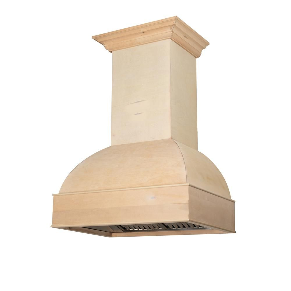 This Remote Dual Blower Island Mounted Range Hood By Zline