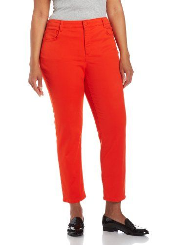 Jones New York Women S Plus Size Soho Ankle Jean Jones New York Ankle Jeans Plus Size