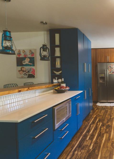 Sherwin Wiliams 6503 Bosporus Eclectic Kitchen Kitchen Home Decor