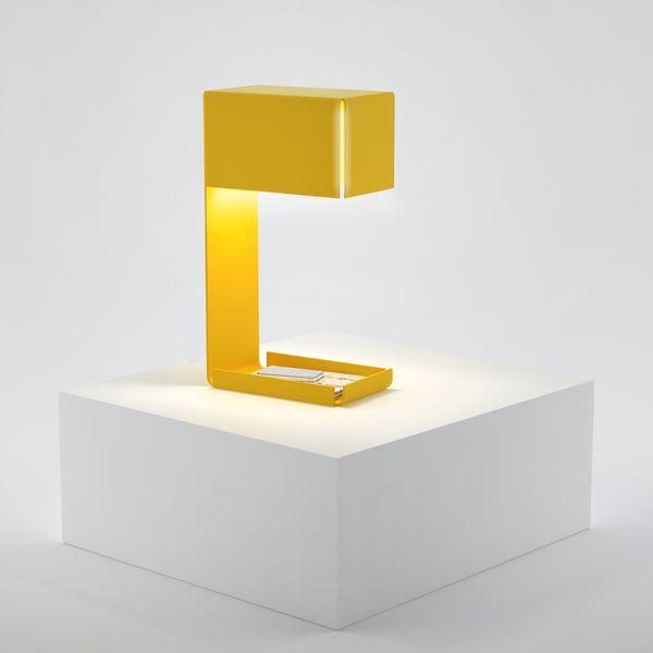 Lamp's story on Behance