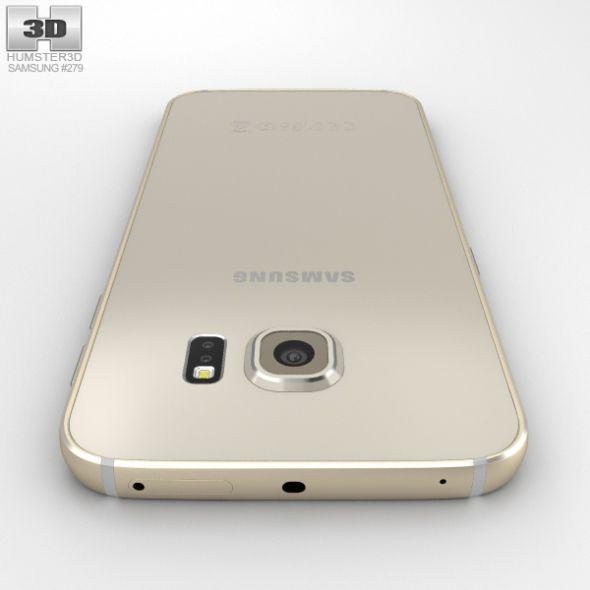 Samsung Galaxy S6 Edge Gold Platinum Samsung Galaxy S6 Edge Gold Platinum Samsung Galaxy S6