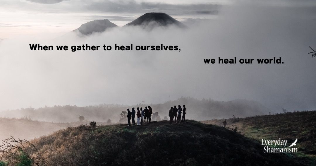 Learn how to heal yourself with the ancient wisdom of the