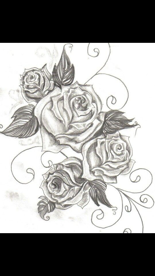 Thigh tattoo by wanda