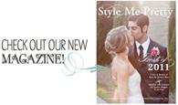 style me pretty magazine