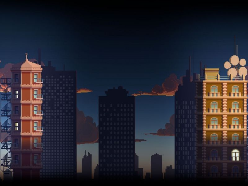 800x600 8-bit pixel art, apartments, city wallpaper | City wallpaper, Pixel  art, Wallpaper