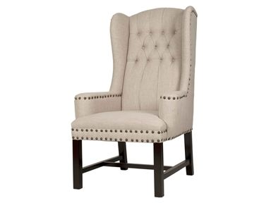 Without Button Back Shop For Orient Express Furniture Brook Arm