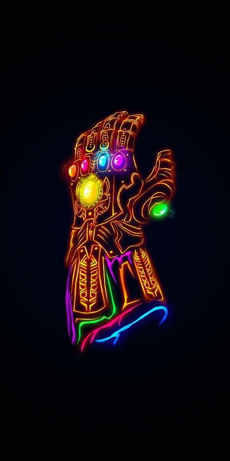 Manopla Do Infinito Wallpaper Pinterest Marvel Avengers And