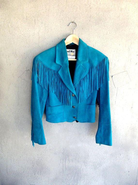 Fringe coat, a must have.