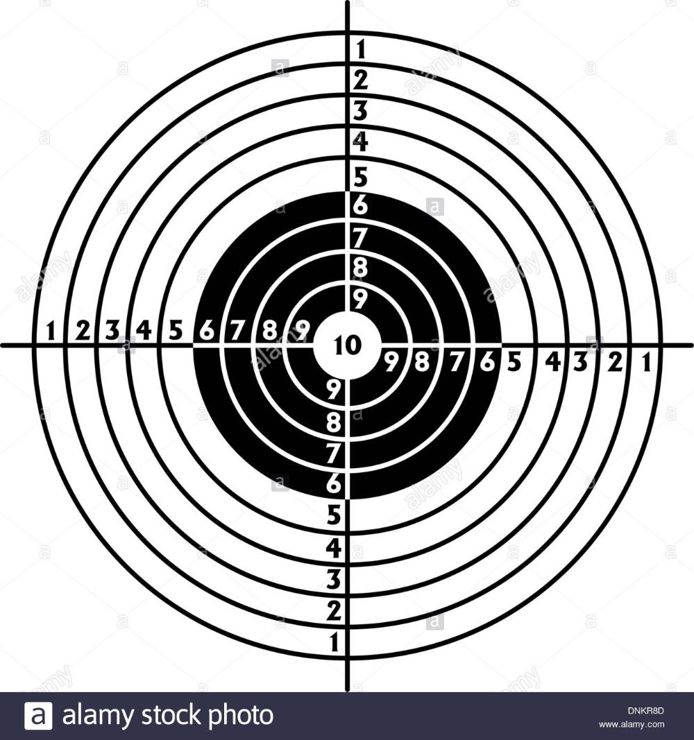 Shooting Practice At A Shooting Range Shooting Targets Shooting Practice Shooting Range