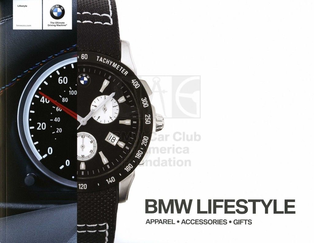 Bmw it s a lifestyle