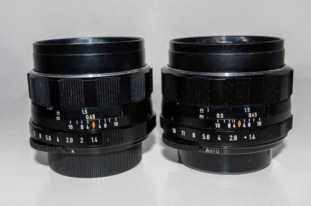 My favorite lens: SMC/S-M-C/Super Takumar 50mm F1 4 Reviews