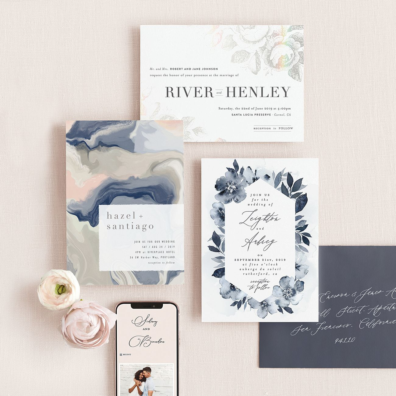 Our Fave Minted Wedding Invitation Suites Green Wedding Shoes Minted Wedding Invitations Wedding Invitation Trends Wedding Invitation Inspiration